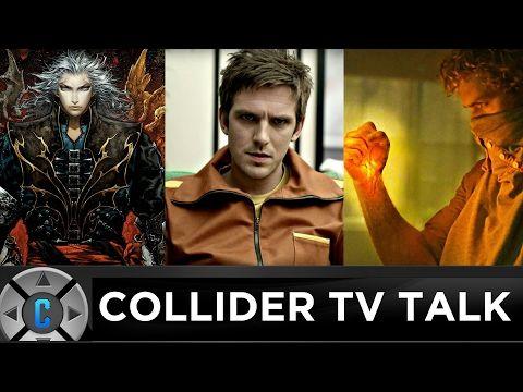 Legion Premiere Review, Castlevania TV Series Coming, New Iron Fist Trailer - Collider TV Talk - YouTube