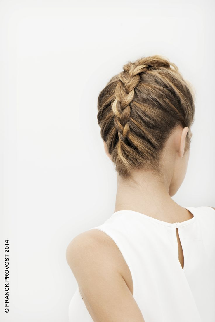7 best On s\'attache images on Pinterest | Wedding hair styles ...