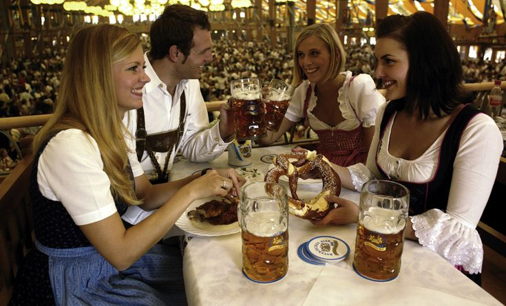 Beer festival - Oktoberfest in Munich 2014 - All you want to know about the Oktoberfest in English