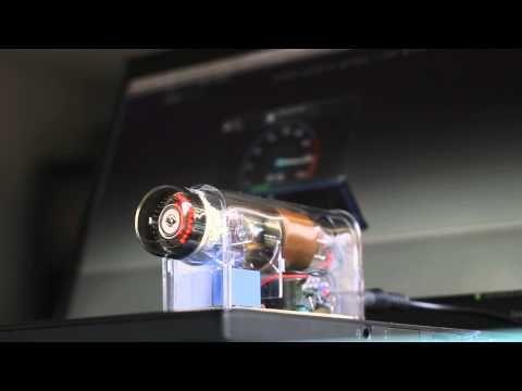 An Internet Speedometer With A Dekatron | Hackaday