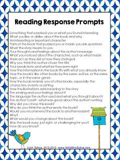 response paragraph essay