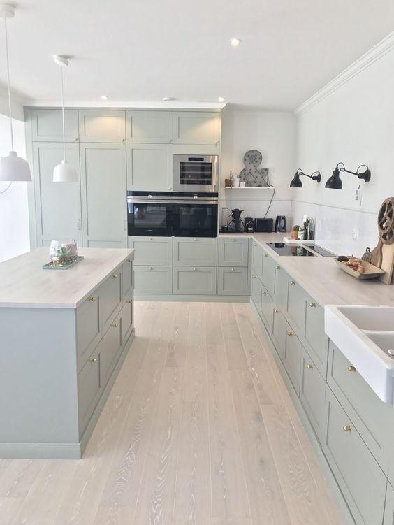 Blue #kitchen decor Awesome Home Decor Ideas Home decor in 2018 - Decor Ideas For Home