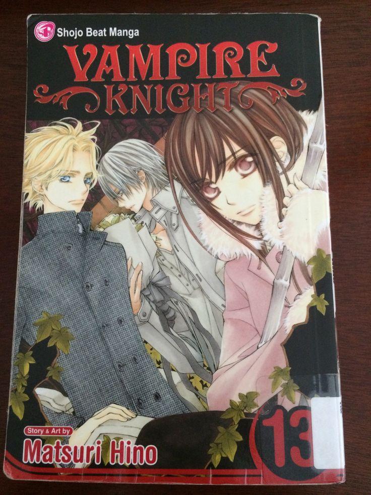 Vampire knight image by Nia Jimenez on Manga Manga, Hino