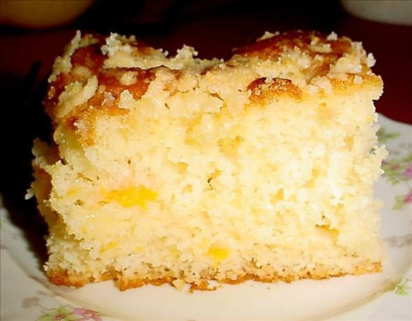 Desserts With White Cake Mix And Peach Filling