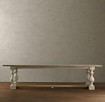 Restoration Hardware dining room Table