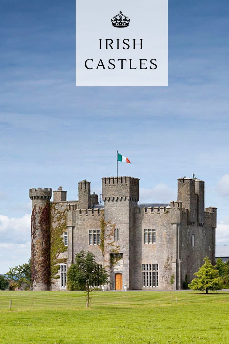 Don't just visit the Emerald Isle; stay like royalty in these majestic castles in Ireland, all available for rent on TripAdvisor.