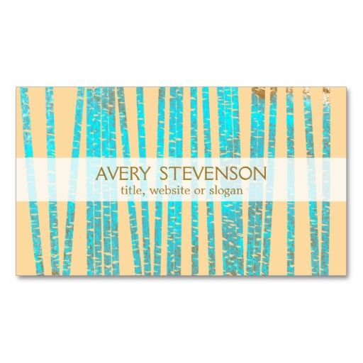192 best chinese medicine business cards images on pinterest elegant turquoise blue bamboo nature health spa double sided standard business cards pack of make your own business card with this great design reheart Choice Image