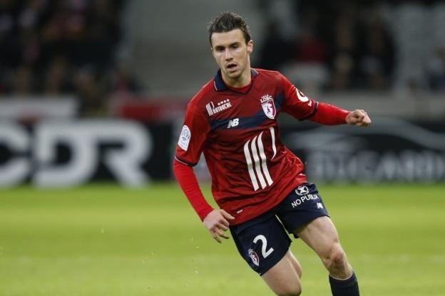 Football - Coupe de France - Corchia a inscrit le seul but du match, sur un penalty obtenu par De Préville. (L. Argueyrolles/L'Equipe)