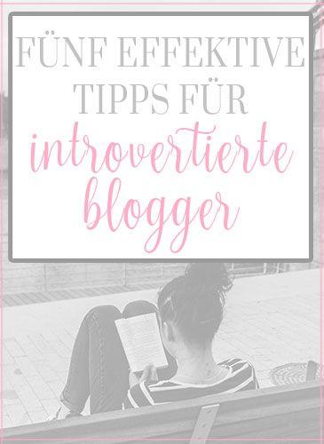 5 effektive Tipps für introvertierte Blogger hat Lily Carnet