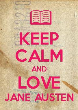 KEEP CALM AND LOVE JAN...