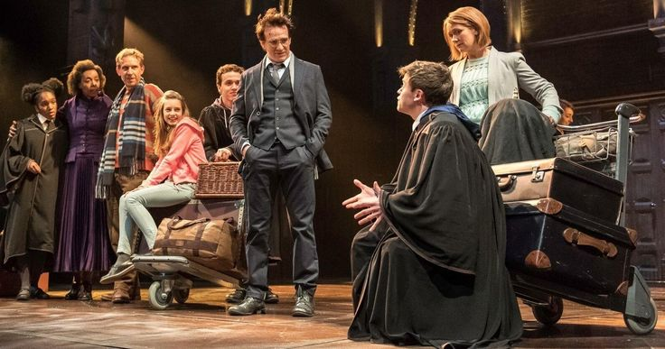 Harry Potter and the Cursed Child Is Coming to Broadway in 2018 -- Producers Sonia Friedman and Colin Callender are in talks to bring Harry Potter and the Cursed Child to the Lyric Theater on Broadway in 2018. -- http://movieweb.com/harry-potter-cursed-child-broadway-debut-2018/