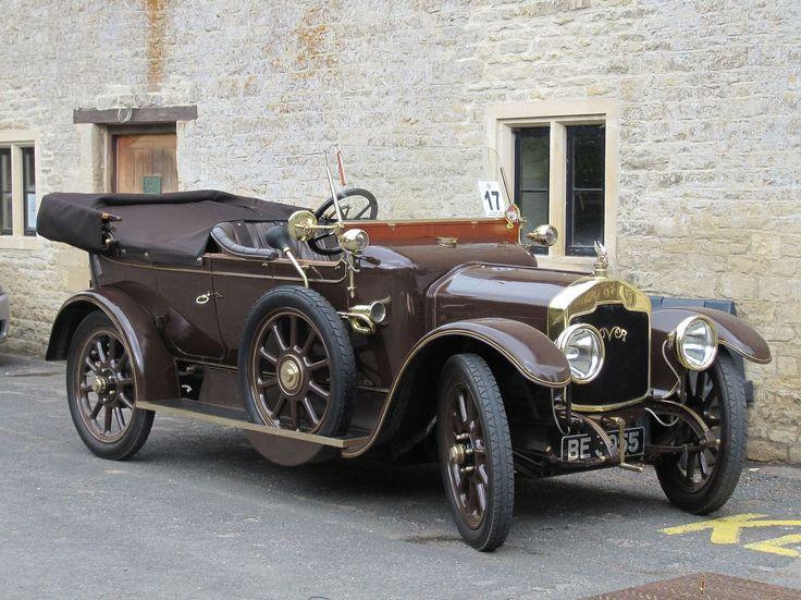 1914 Twelve (Clegg) open tourer