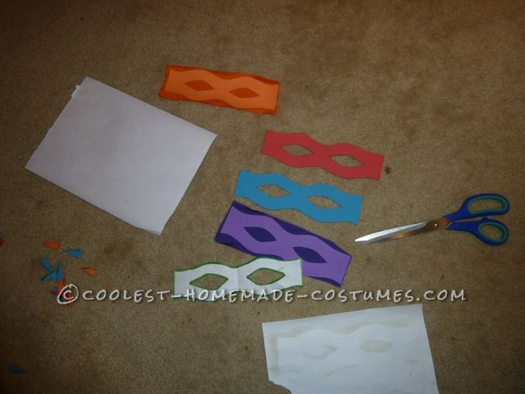 Coolest Teenage Mutant Ninja Turtles Masks