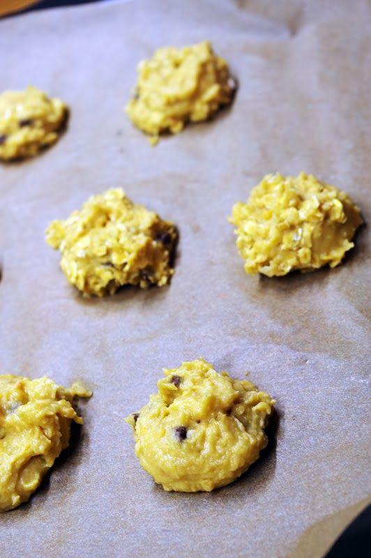 Cizrnové sušenky (veganské, bezlepkové)