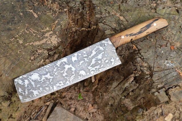 Handmade chef knives - PHOTO!