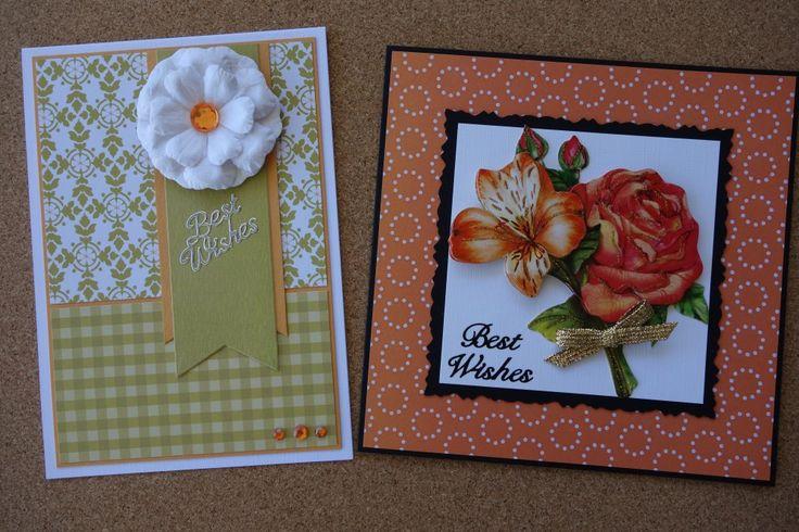 September Card Swap 2017 Ruth to Jan