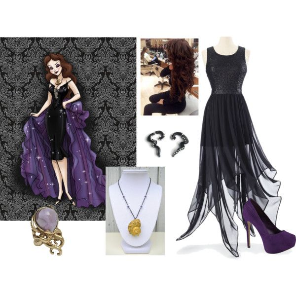 """Vanessa (ursula)"" by amelia-328 on Polyvore"