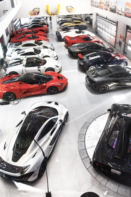 Best Amazing Garages Images On Pinterest Dream Garage Car