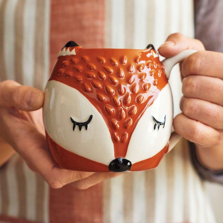 Fox Mug |
