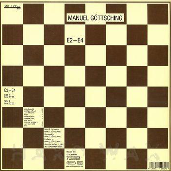 Manuel Göttsching: E2-E4