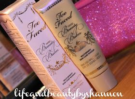 I wanted to share my absolute favorite BB cream; the Too Faced Tinted Beauty Balm. I used to really love the Garnier BB cream but compa...