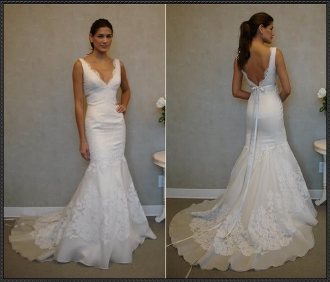 Making a wedding dress longer