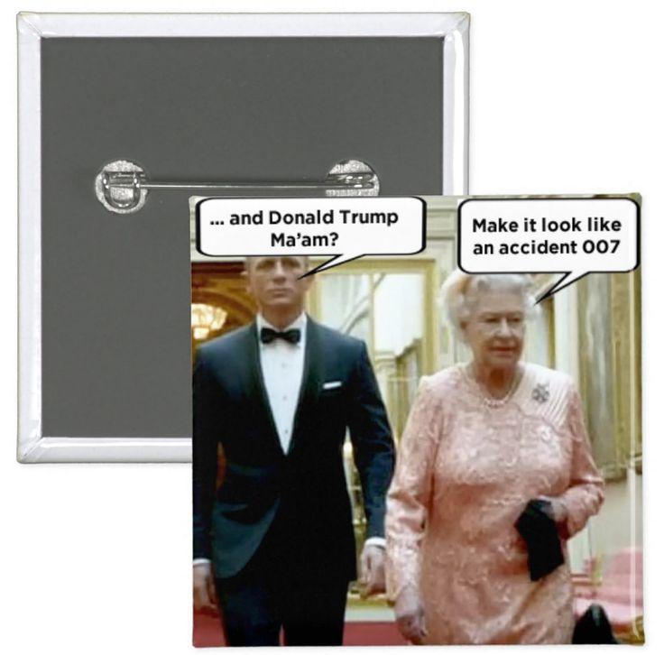 Democrat Button. http://www.zazzle.com/democrat_button-145972984484156690 #buttons #democrats #humor #humour #HillaryClinton