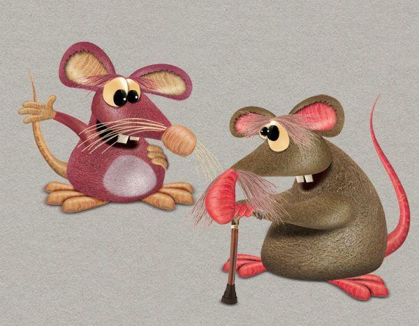 Character Design. Animals 2 by Juan Carlos Federico, via Behance
