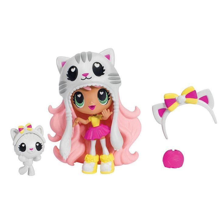 "Kawaii Crush - Katie Cat Meow Meow - Spin Master - Toys ""R"" Us"