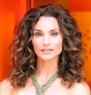 Alicia Minshew ~ Kendall All My Children i want my hair to do that