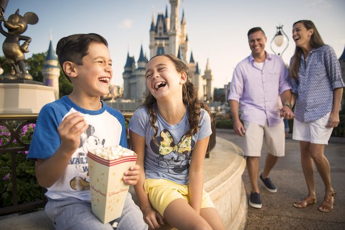 For a limited time, Disney is offering a special way for Guests to visit the four Walt Disney World theme parks. The new 4 Park Magic Ticket is now available for purchase and only costs $70 per day. (For a total $279, plus tax for adults ages 1