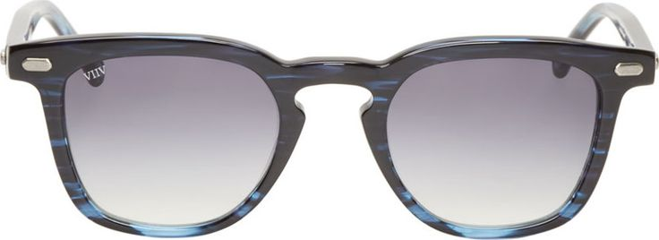 OAMC Blue D-Lux Sunglasses