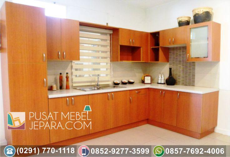 Jual Kitchen Set 25 Model Terlengkap, How Much Kitchen Cabinet Philippines
