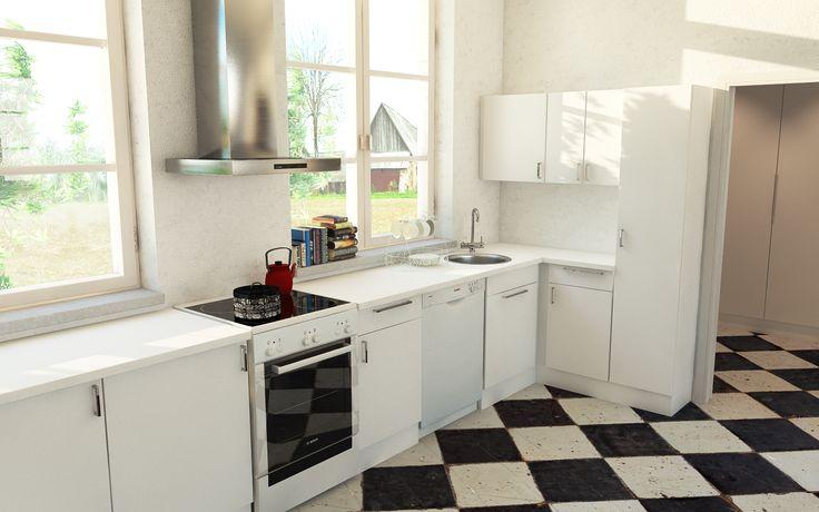 #temaleveryday keittiö  Sinun mittojesi mukaan, 5cm välein! #designfromfinland