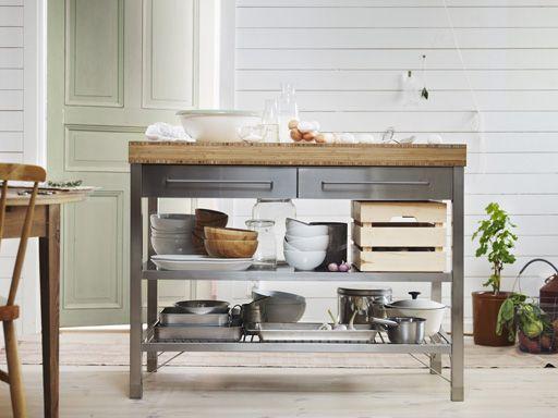 cocina cocina isla carrito islas de cocina bancos de trabajo cocina ikea consejos de cocina productos de cocina organizacin de la cocina