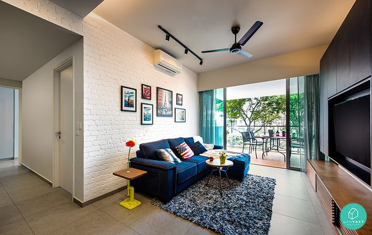 Here are Singapore's 2015 most popular homes and interior styles. Get inspired by Scandinavian, minimalist, eclectic, industrial and contemporary looks.