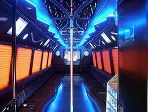 It wouldn't be the same, you've wished for without a party bus! http://www.mynycpartybus.com/35-passenger-party-bus/