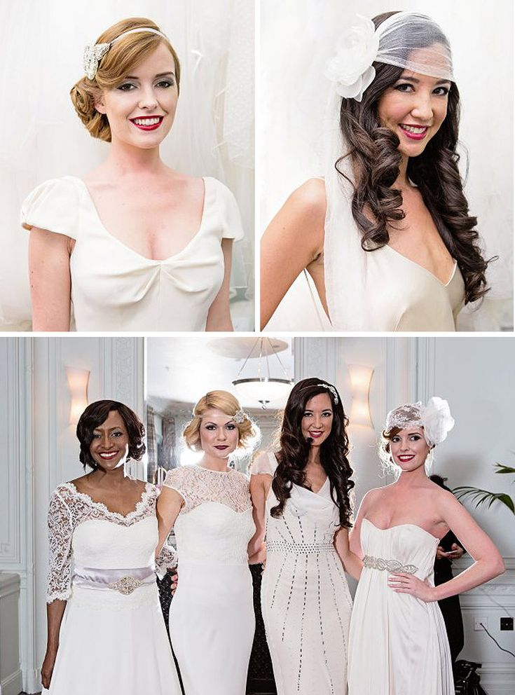 | 1920's | Gatsby | Old Hollywood | Wedding Theme: Old Hollywood Wedding, Conservation Bride, Wedding Hairs, Bridesmaid Dresses Style, Bridesmaid Dress Styles, 1920S, Weddings Great Gatsby, Hollywood Wedding Themes, Style Ideas