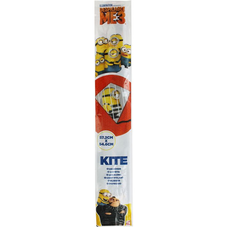 Buy Despicable Me 3 Kite  online from The Works. Visit now to browse our huge range of products at great prices.
