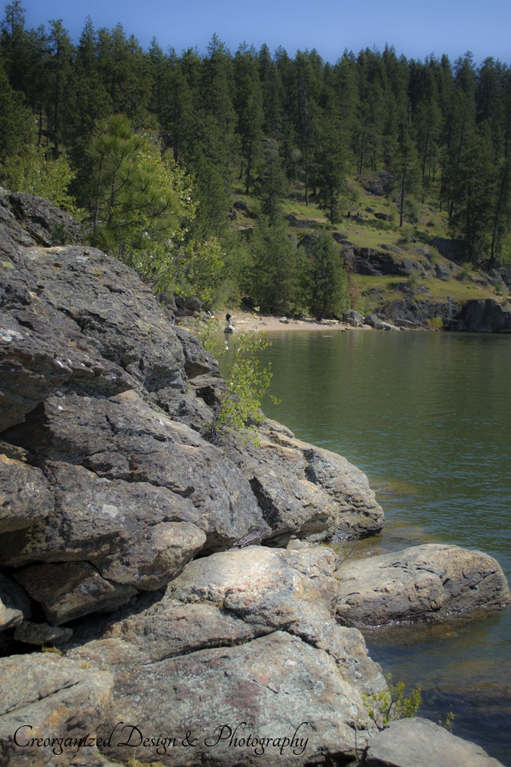 Cottages amp campground rentals riverview cottages campground jackman - Hike At Tubbs Hill Right Next To The Coeur D Alene Resort With A