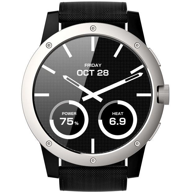 Este smartwatch pode se carregar com a sua temperatura corporal.