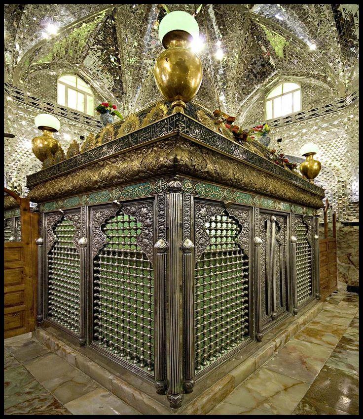 Lugares y personas históricas iraníes: Tumba de Daniel