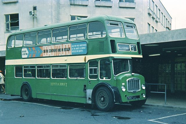 bournemouth bus | Flickr: The Bournemouth Bus Station Pool