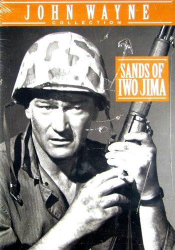 Sands of Iwo Jima / HU DVD 1655 / http://catalog.wrlc.org/cgi-bin/Pwebrecon.cgi?BBID=6476846