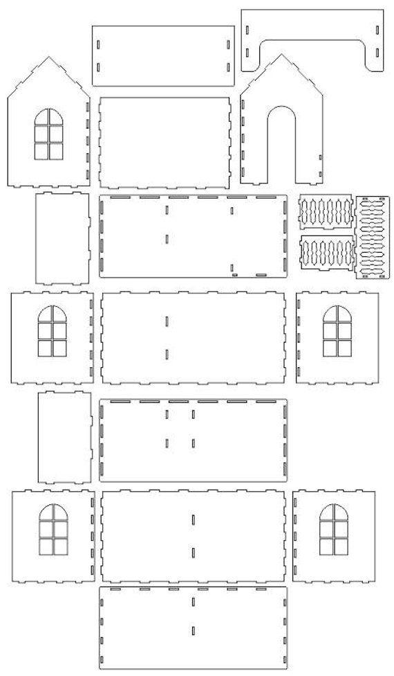 Pin On Papercraft