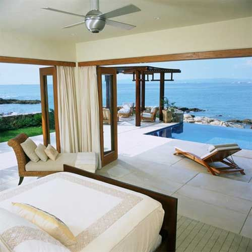 My dream is to live on the beach someday, with a beautiful house where I can see the ocean from my bed!
