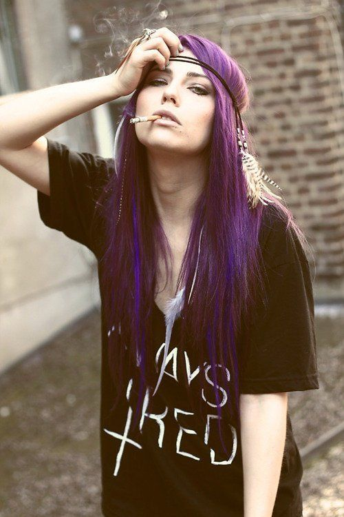 Get your hairdye at www.attitudeholland.nl #hairdye #color #fashion #edgy