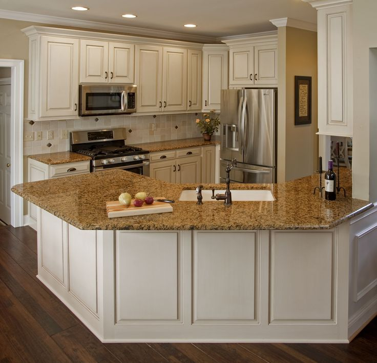Inspiring Kitchen Decor Using Cabinet Refacing Cost On Budget Equipped With…
