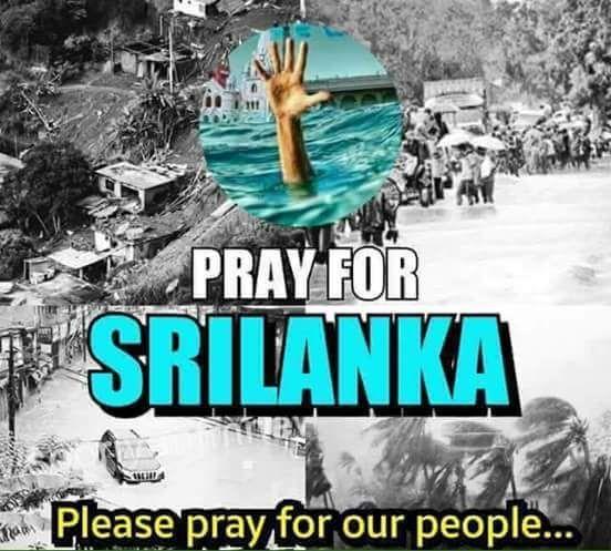 Please pray for sri lanka :'(