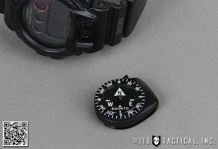 Suunto Clipper Compass - Clip On | ITS Tactical Store
